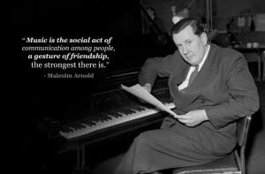 malcolm arnold the strongest there is