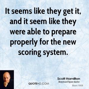 Scott Hamilton Quotes