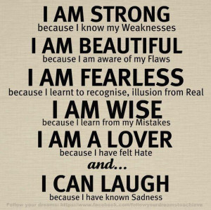 It is ALL about Positivity!!!! Attitude!!!