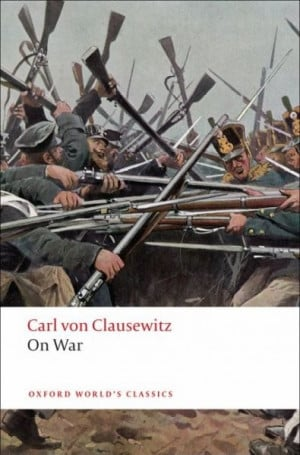 Carl Von Clausewitz On War Quotes Quotesgram border=