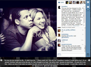 beyonce and jay z quotes instagram