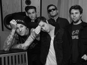 The Neighbourhood in the band's first ever visit to the BBC Radio 1