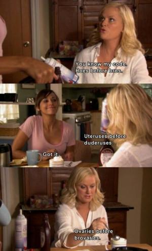 Leslie and Ann forever!