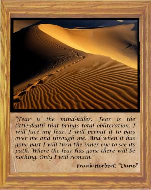 dune quote big