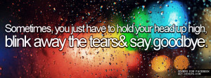 Just Broke Up Quotes