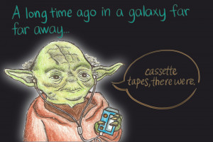 Anyway, I thought I'd redeem the ugly Yoda doll, AND my failed [ Yoda ...