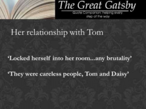 gatsby quotes explained | Daisy Buchanan Quotes And Analysis - Quotes ...