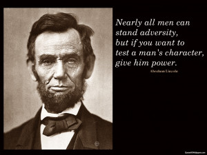 Abraham Lincoln Quotes (1)