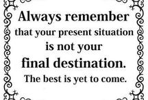 Motivational Quotes / by UNF Continuing Education