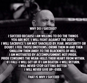 Strength. Determination. Success.