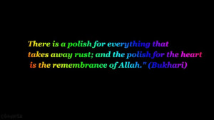 islamic-world-quote-on-colourful-rainbow-colour-fonts-islam-quotes ...