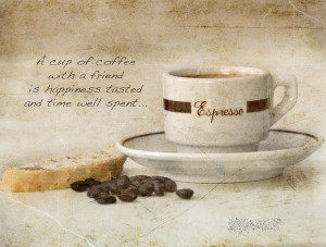 Free Download Wallpapers Coffee Quotes Cup Espresso Love Morning Still ...