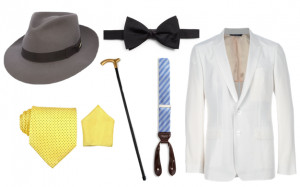 Great Gatsby Fashion: Jay-inspired Accessories
