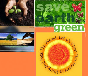 Save My Mother Earth For All