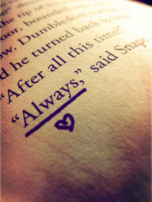 Famous quotes from harry potter books