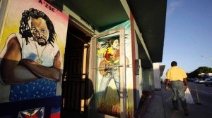 ... Toussaint are common on the streets of Little Haiti. (LYNNE SLADKY/AP