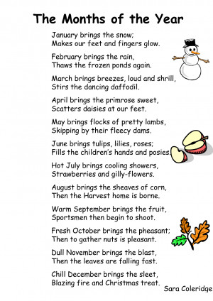 The Months of the Year.ppt