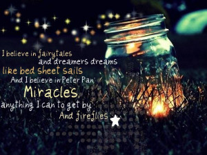 Fireflies- Faith HillSo true.