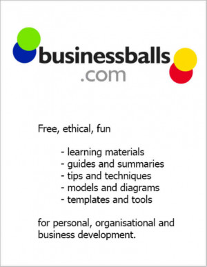 Thank you for supporting Businessballs.