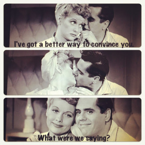 ricky and lucy ricardo are my favorite tv couple desi and lucille ...