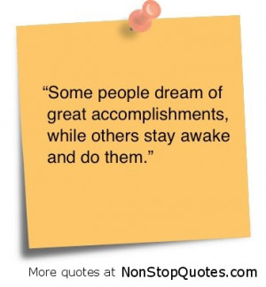 Stay awake! I don't want to be the dreamer.