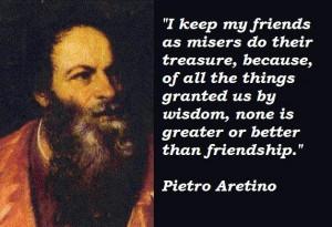 Pietro aretino quotes 2