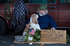 Veteran Homelessness Drops 33%