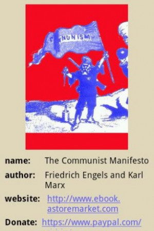 why the communist manifesto is important The communist manifesto is the product of the joint development of ideas between marx and engels,  an important consequence,  and why does it matter.