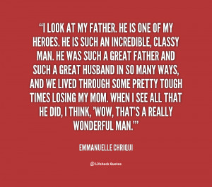 My Father My Hero Quotes