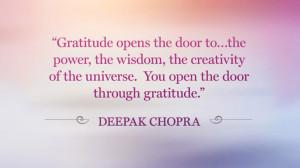 Deepak Chopra quote