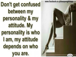 Sassy Attitude Quotes