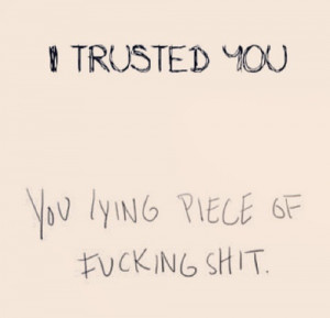 love it i trusted you