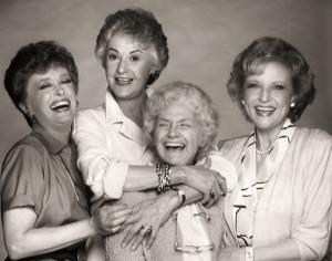 The Golden Girls Rue, Bea, Estelle & Betty Golden Girls Tv Show Quotes