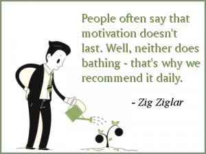 Motivational Quote - Zig Ziglar