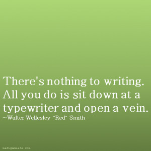 ... made... inspiring quotes and methods to overcome writer's block