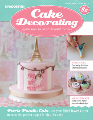 Cake Decorating (Issue 82) | DeAgostini Shop UK
