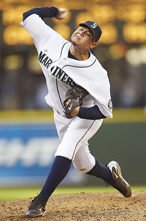 Read the latest fantasy news about Felix Hernandez at Rotoworld.com