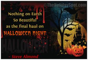 Scary Halloween Quotes And Phrases ~ Halloween Quotes and Sayings