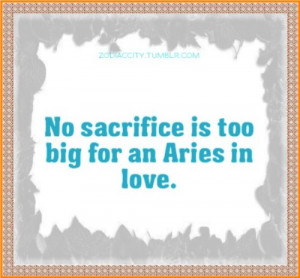 Aries Horoscope Quotes Aries love quotes 37