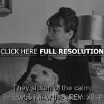 dorothy parker, quotes, sayings, calm, storm, wisdom dorothy parker ...