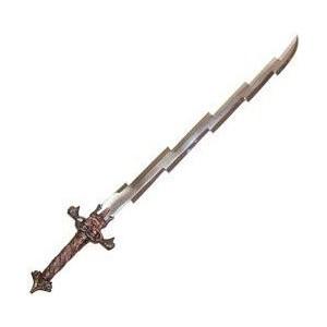 Zeus Lightning Bolt Sword