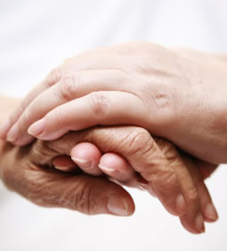 compassionate hands