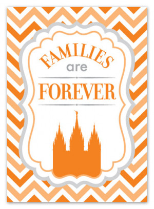 Families Are Forever...