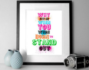 Popular items for neon quotes