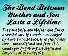 mother son bond more sons quotes mothers sons bond motherson bond boys ...