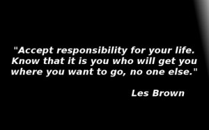 Daily quotes best sayings les brown life