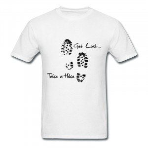 Cotton T Men's Get Lost Take a Hike Swag Quotes Tee-Shirts for Boys ...