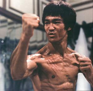 Bruce Lee Enter The Dragon Mirror Scene