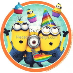 HD Happy Birthday Minions