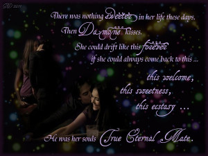 Damon Salvatore - Book Quote by GD0578